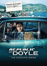 Republic Of Doyle . The Complete Series . Season 1 2 3 4 5 6 . 19 DVD . NEU OVP