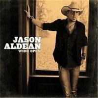 JASON ALDEAN Wide Open CD BRAND NEW