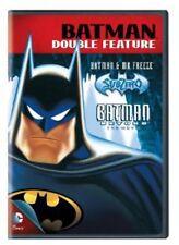 Batman & Mr. Freeze: SubZero/Batman Beyond: The Movi (2012, DVD NIEUW)2 DISC SET