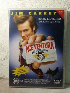 Ace Ventura - Pet Detective DVD Jim Carrey