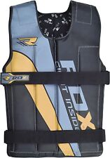 RDX 18 22 LB Weighted Vest Adjustable Training Fitness Workout Strength Exercise
