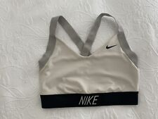 Nike Dri Fit Sports Bra Size M