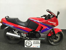1995 Kawasaki GPX600, Supersports, GPX 600cc, Middleweight, Commuter, Tourer