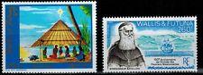Timbre Poste Aérienne N° 158,159 de Wallis et Futuna neufs **