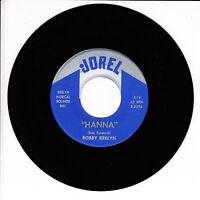 BOBBY BRELYN Hanna VG+(+) 45 RPM
