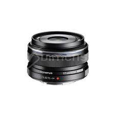 Olympus M.Zuiko 17mm F1.8 Black Bulk micro M4/3 Lens + 5 Years Warranty