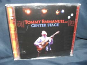 Tommy Emmanuel – Center Stage -2CDs