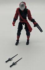 "Red Ninja V5 Cobra GI Joe Retaliation 3.75"" Action Figure Hasbro 2012"
