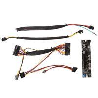 12V DC 250W Pico PSU 24Pin Mini ITX DC To ATX PC Power Supply Module W/ Cable