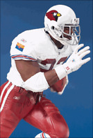 "MCFARLANE - NFL SERIES 6 – EMMITT SMITH - ARIZONA CARDINALS – 6"" ACTION FIGURE"