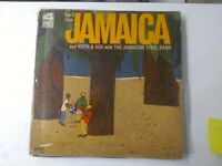 Keith & Ken With The Jamaican Steel Band – You'll Love Jamaica 1965 Vinyl LP