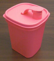 Tupperware Erfrischer Kanne Kühlschrankkanne Saftkanne 1 l Pink Rosa Neu OVP