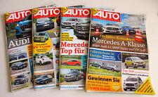 4 Ausgaben AUTO Strassenverkehr 2018 VW Audi Mercedes BMW Skoda Tesla
