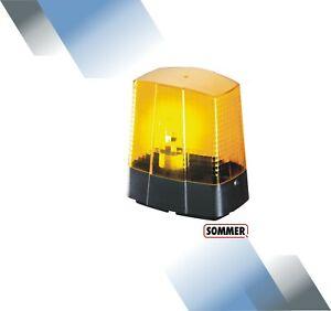 Sommer LED Warnlicht 24 V Garagentorantrieb Warnleuchte Signalleuchte Torantrieb