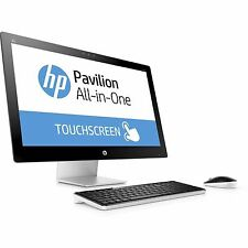 New HP Pavilion 27-n113w Touch Screen All-in-One Desktop PC