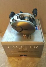 Daiwa EXC100H Exceler Baitcaster Reel Excellent Condition w/ Box