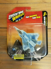 F-22 Raptor Tailwinds Adventure Wheels Maisto