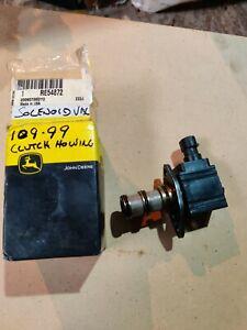 JOHN DEERE tractor clutch housing solenoid valve  Re54872