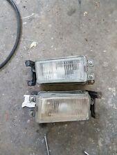 1990-1991 Honda prelude OEM fog lights with switch.BA3,BA4,BA5,BA7