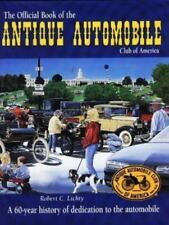 Official Book of the Antique Automobile Club of America A 60-Year History Hc/Dj