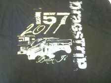 I-57 Drag Strip, Benton, IL - Hanes T-Shirt XL  (Chevy Nova art, 2011 meet)