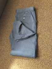 Men's Chinos Blue Size W36/L31