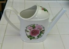 Portmeirion MILLENNIUM ROSE Watering Can Pitcher Limited Edition Numbered 0733