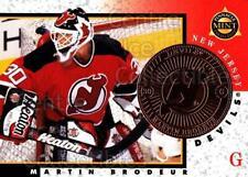 1997-98 Pinnacle Mint Bronze #16 Martin Brodeur