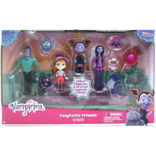 Disney Junior Vampirina Fangtastic Friends 10 Piece Figure & Accessory Pack