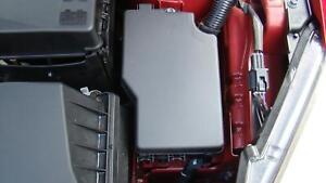 MAZDA 3 FUSE BOX IN ENGINE BAY, 2.0LTR PETROL AUTO BL, 04/09-10/13