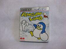 Penguin Land Game Boy Nintendo JAPAN Video Game