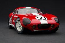 Exoto 1965 Scuderia Filipinetti Cobra Daytona / Le Mans / 1:18 / #RLG18004B
