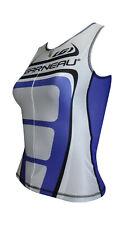 new Louis Garneau Elite Pro Top women's triathlon tri hidden zipper 3 bk pockets