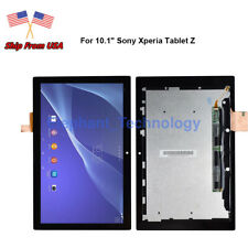 "For Sony Xperia Tablet Z 10.1"" SGP311U1 LCD Screen Touch Digitizer Assembly QC"