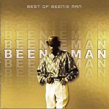 """BEENIE MAN """"Best Of Beenie Man"""" CD VP 2000"""