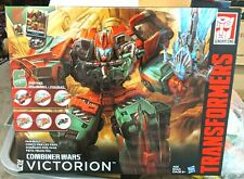Transformers Generations Combiner Wars Victorion Boxed Set New