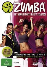 Zumba Fitness * NEW DVD * (Region 4 Australia)