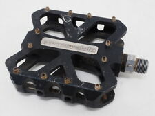 Cannondale Mountain Bike Platform / Flat Single Left Pedal Black 9/16""