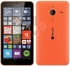 Teléfonos móviles libres naranja con cuatro núcleos con 8 GB de almacenaje