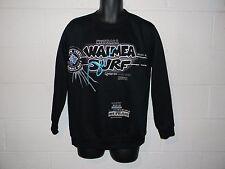 Vintage Paracel Ketball Waimea Surf Crewneck Sweatshirt M/L