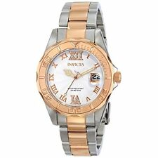 Invicta Women's 14792 Pro Diver Analog Display Japanese Quartz Two Tone Watch