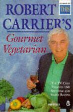New Paperback Book - The Gourmet Vegetarian - Robert Carrier - Boxtree