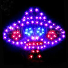 Huge 11ft 232 LED Light UFO Single Line Delta Kite Professional for Night Flying
