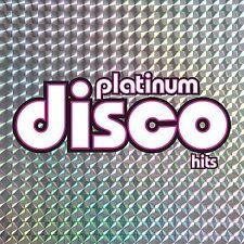 VARIOUS - PLATINUM DISCO HITS - CD  MUSIC CD