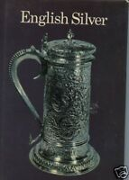 English Silver, by; Judith Banister (HB Book) 1969