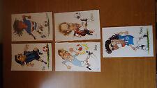 Adesivo Calciatori Caricatura Stickers Players Franco Baresi Boksic Milan Lazio