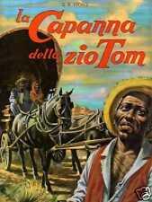 LA CAPANNA DELLO ZIO TOM di E. B. Stowe ed. 1987