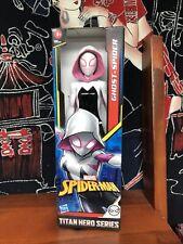 "Ghost Spider spiderman Titan Hero Series 12"" hasbro marvel New 12-inch in figure"