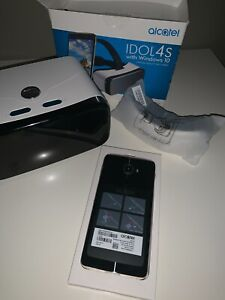 New Alcatel Idol 4S Windows 10 OS 5.5 inch FHD Unlocked 64 GB with VR