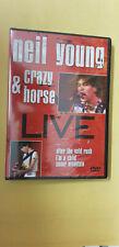 Neil Young & Crazy Horse DVD Live San Francisco 1978  OVP  mint